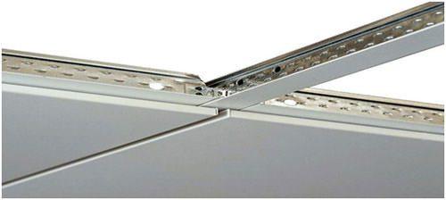 Защелкивающиеся плиты для потолка армстронг